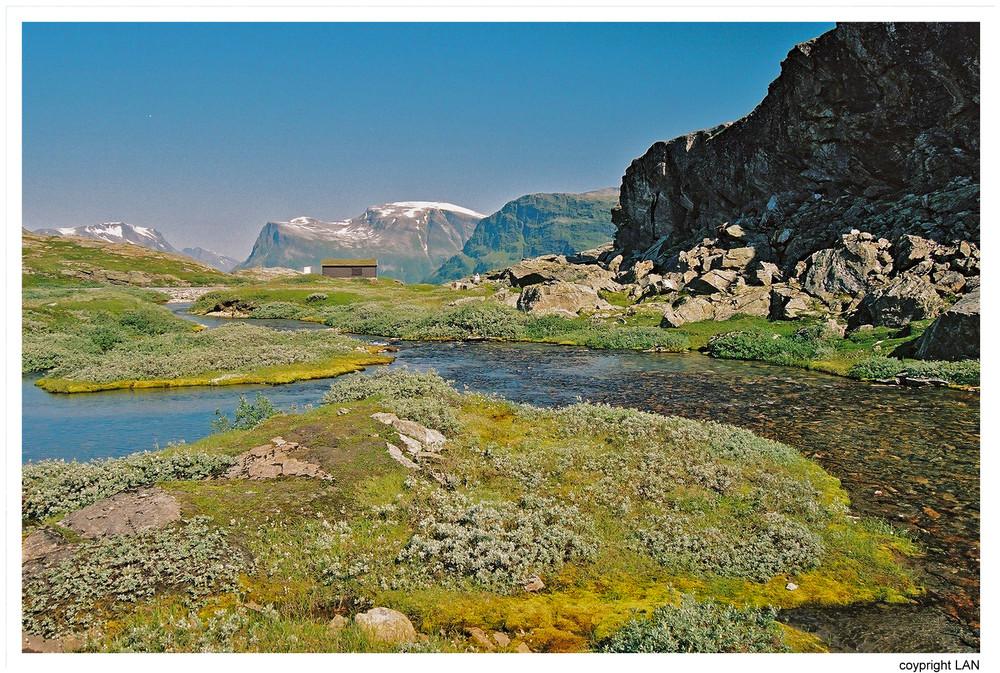 Streifzüge durch Norwegens Bergwelt
