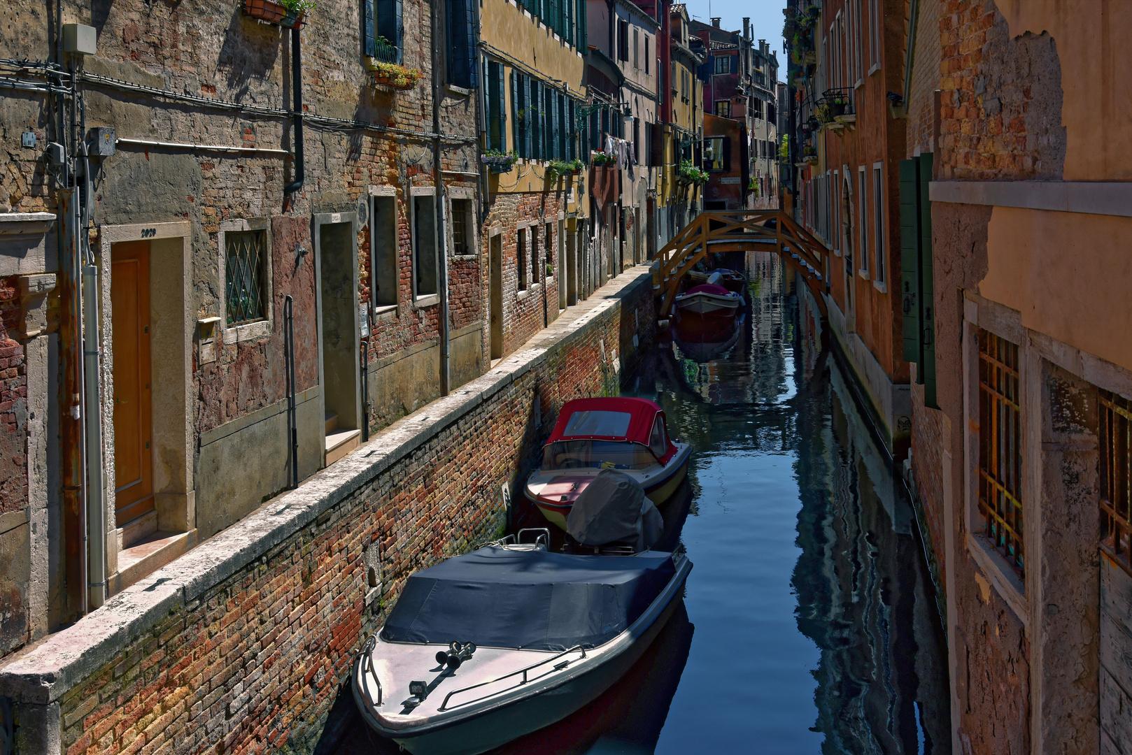 Streifzug durch Venedig