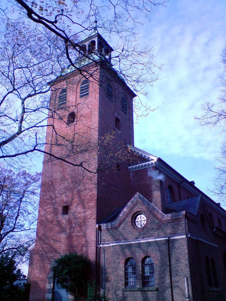 St.Remigius Kirche in Sürth