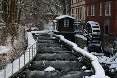 """ strenge Wintertage """