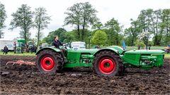 Stretch-Traktor Deutz D 55-05 Tandem...