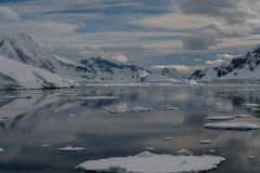 Streulicht und Eis, Antarktis  DSC_0621