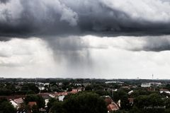 """""""strichweise Regen"""""""