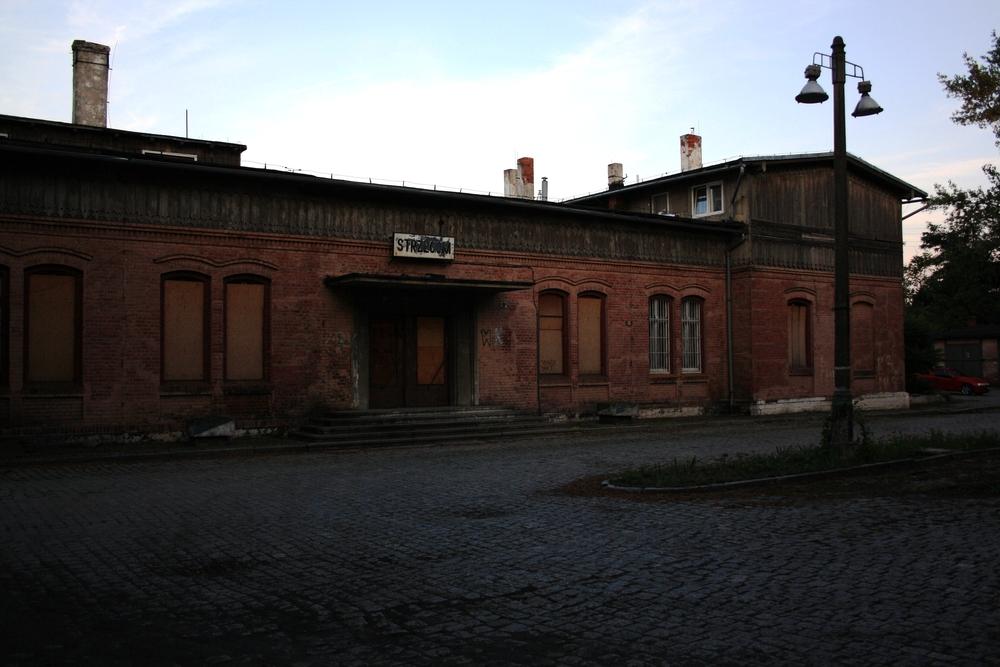 Striegau-Hauptbahnhof