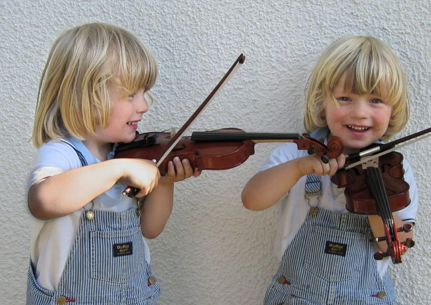 strings for twins