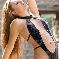 Strip-girl Modell und Tänzerin
