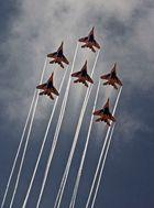 Strizhi - (Russian aerobatic performance demonstrator team)