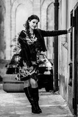 Strolling through alleys