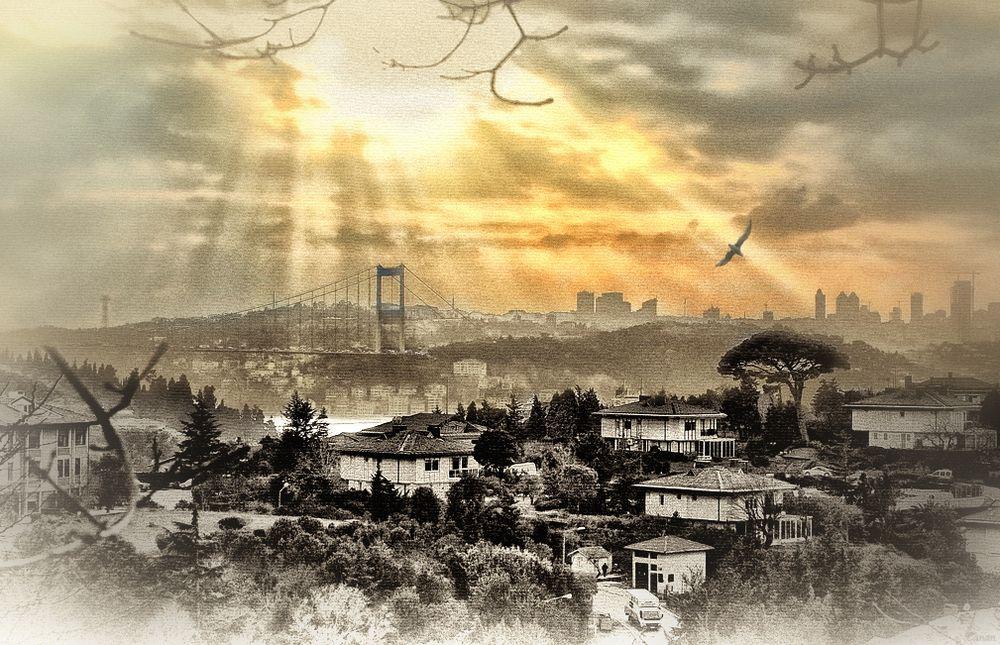 Strolling Through Istanbul..V