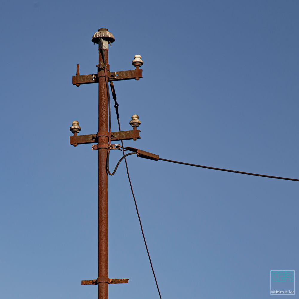 Strom abgeklemmt - da geht nix mehr