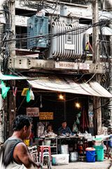 Strom für Bangkok