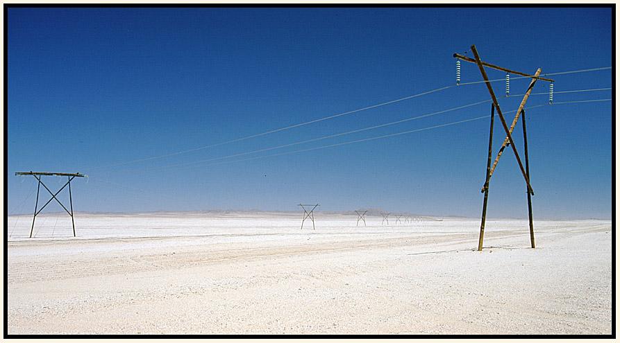 Strom für Lüderitz