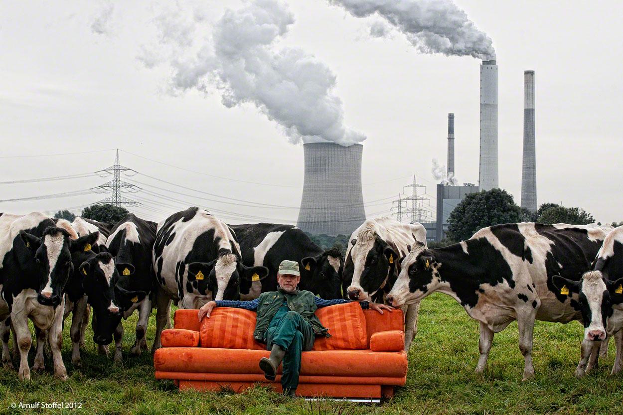 Strom & Milchwirtschaft am Niederrhein
