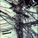 Strom & Telefon ,Taifun erprobte Technik