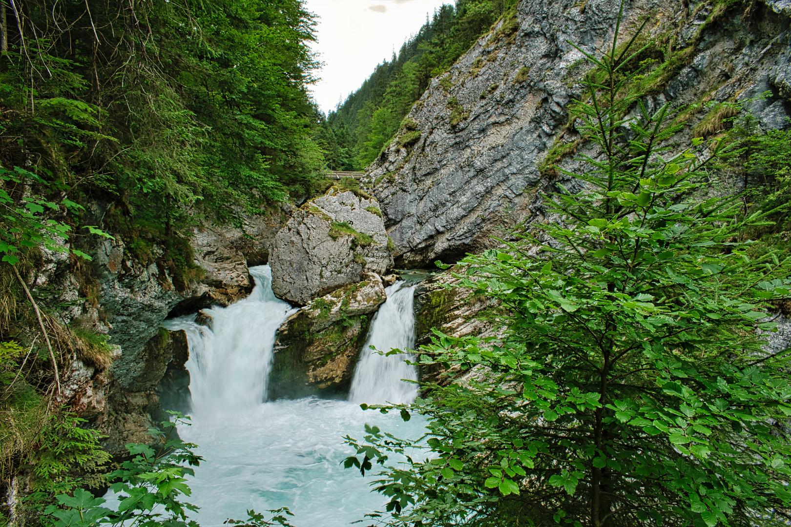 Stromboding Wasserfall