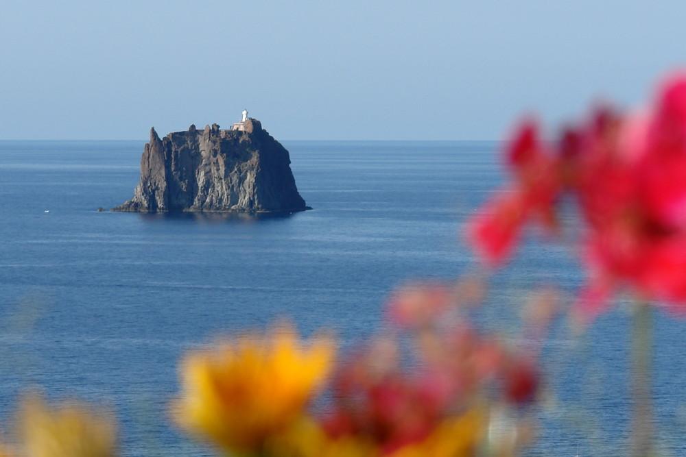 Strombolicchio - From Stromboli island