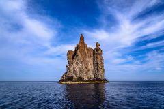 Strombolicchio, Stromboli, Liparische Inseln, Sizilien