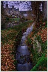 Stromschnellen - Schloss Gimborn