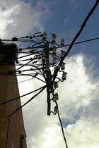 Stromversorgung auf Malle