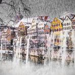 Strong Rainfalls in Tübingen