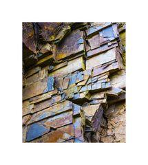 Strukturen im Fels..... 1