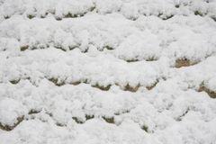 Strukturen im Schnee
