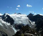 Stubaier Gletscherpanorama