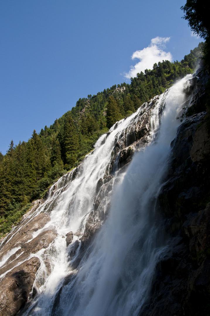 Stubaitaler Wasserfälle