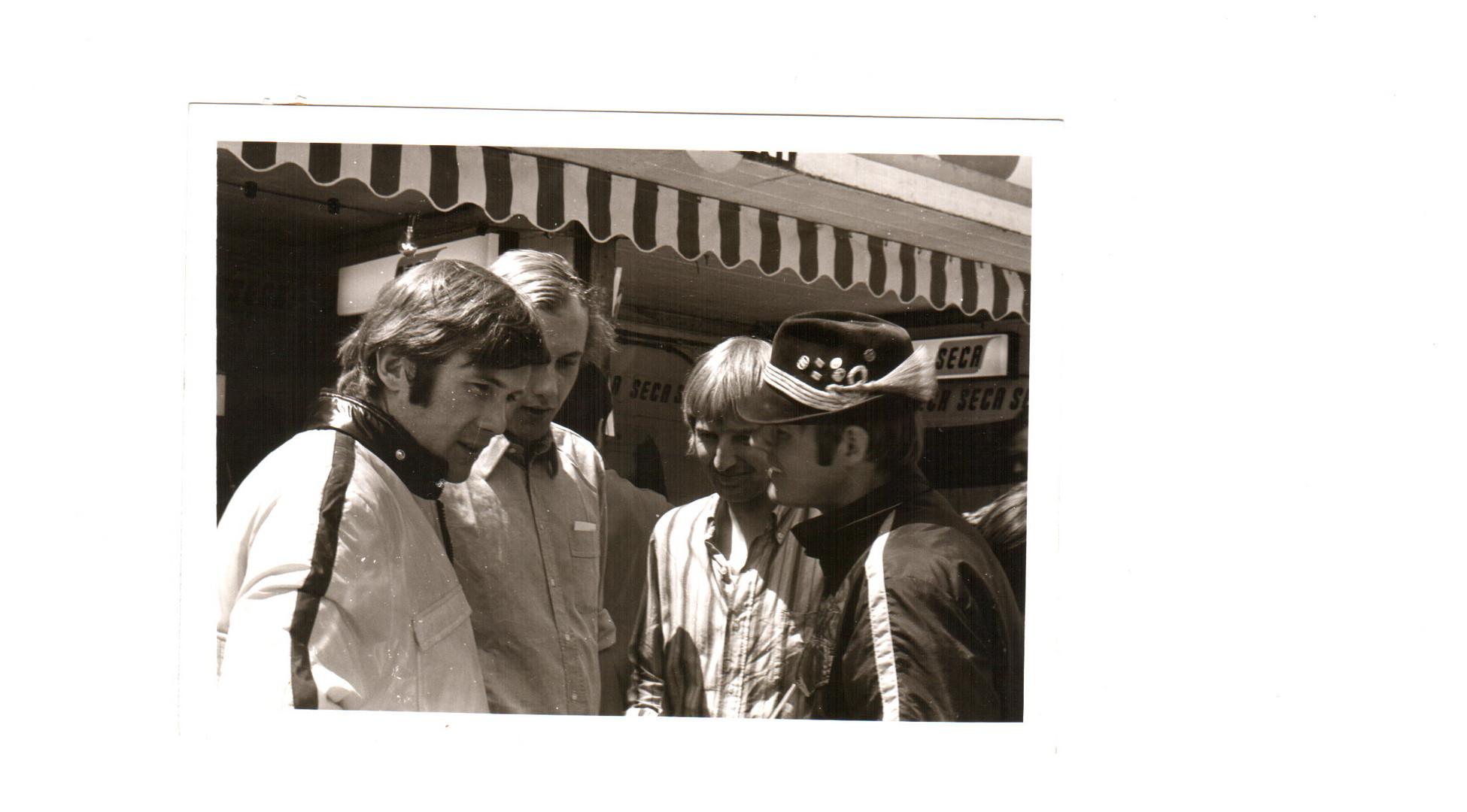 Stuck, Schickentanz und Heyer, SPA 24h 1971