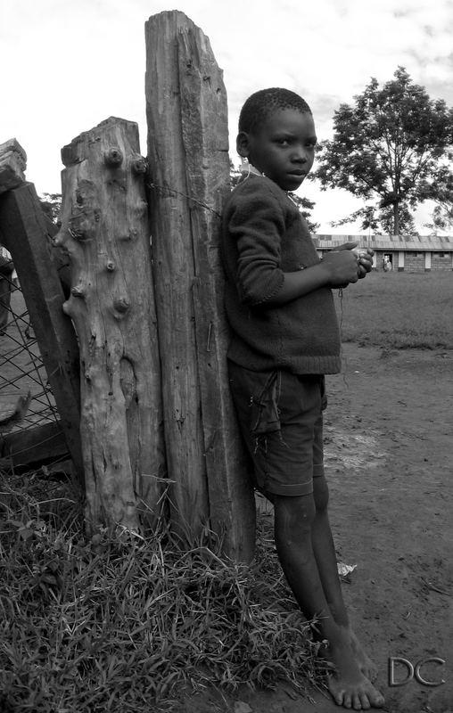 studente a Kisii