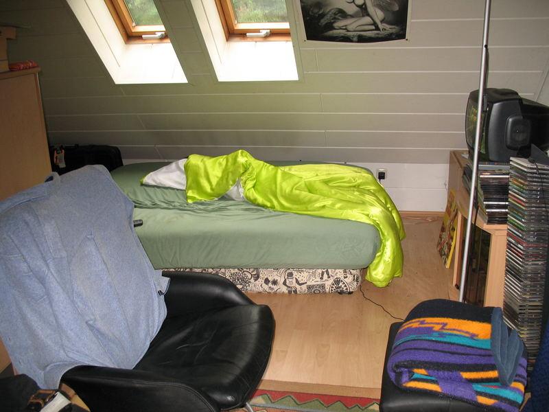 Studentenbude - Meine Schlafstätte