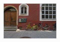 Studentenwohnheim (gemütliches)