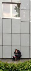 Studentische Zimmerarmut in Münster, Studium auf der Strasse ?..##2015##