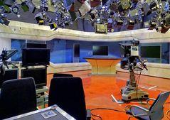 Studio-Atmosphäre
