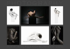 * STUDIO NUDE collage *