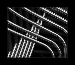 Stühle abstrakt