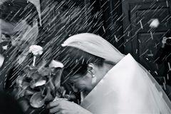 Stürmische Hochzeit!