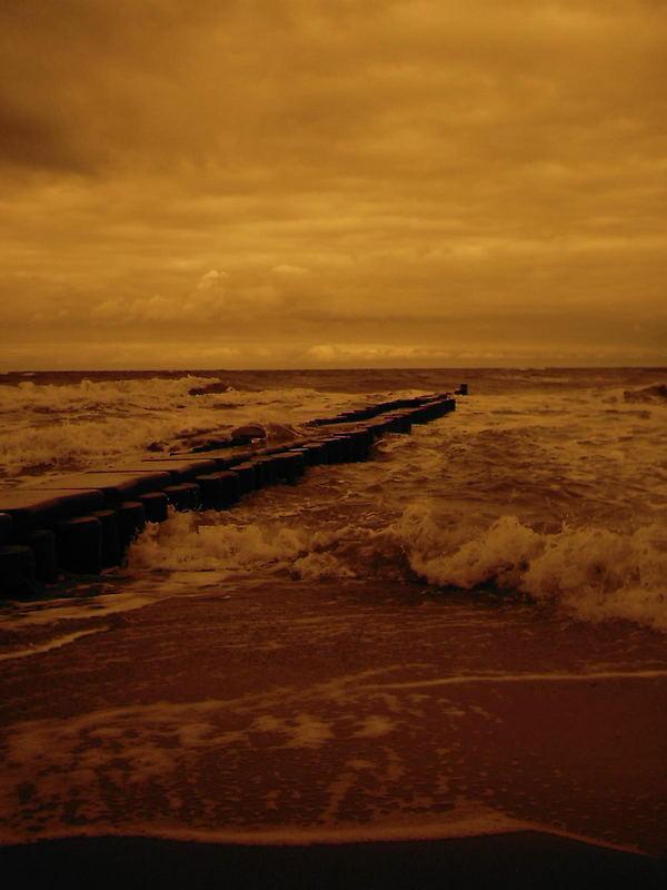 stürmische See 2