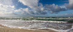 Stürmischer Tag am Darßer Weststrand (2)