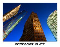 Stürzende Neubauten: Potsdamer Platz