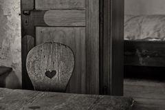 Stuhl mit Herz (1)