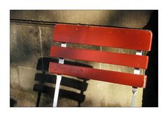 Stuhlschattenspiel (II)