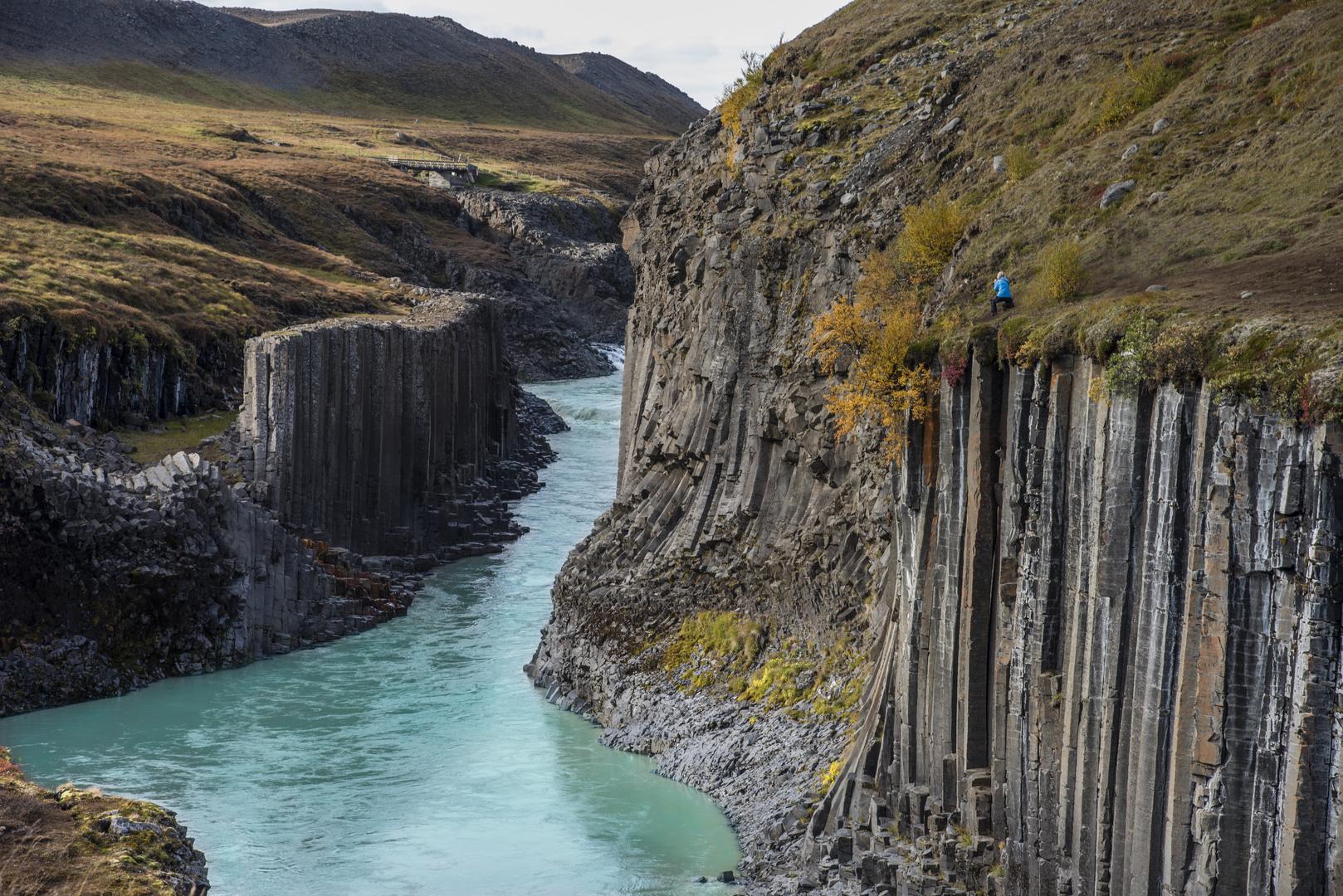 ~ Stuðlagil Canyon ~