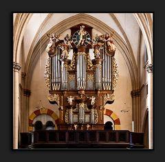 Stumm-Orgel Münstermaifeld
