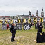 Stumme Künstler Dresden 20.05.2020