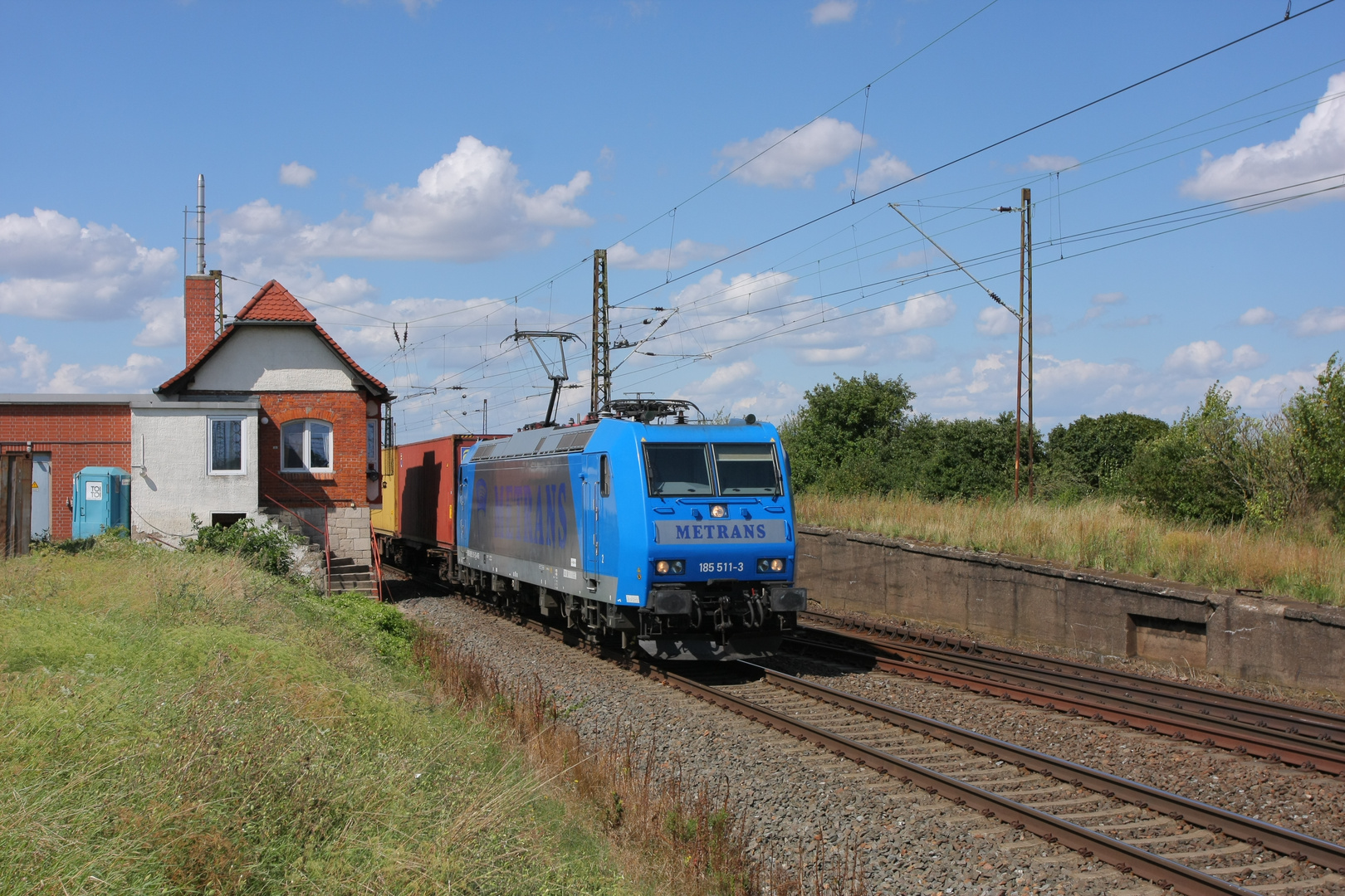 Stumsdorf, 185 511-3
