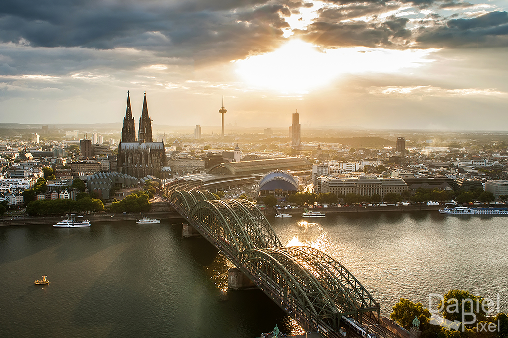 Stunning Cologne