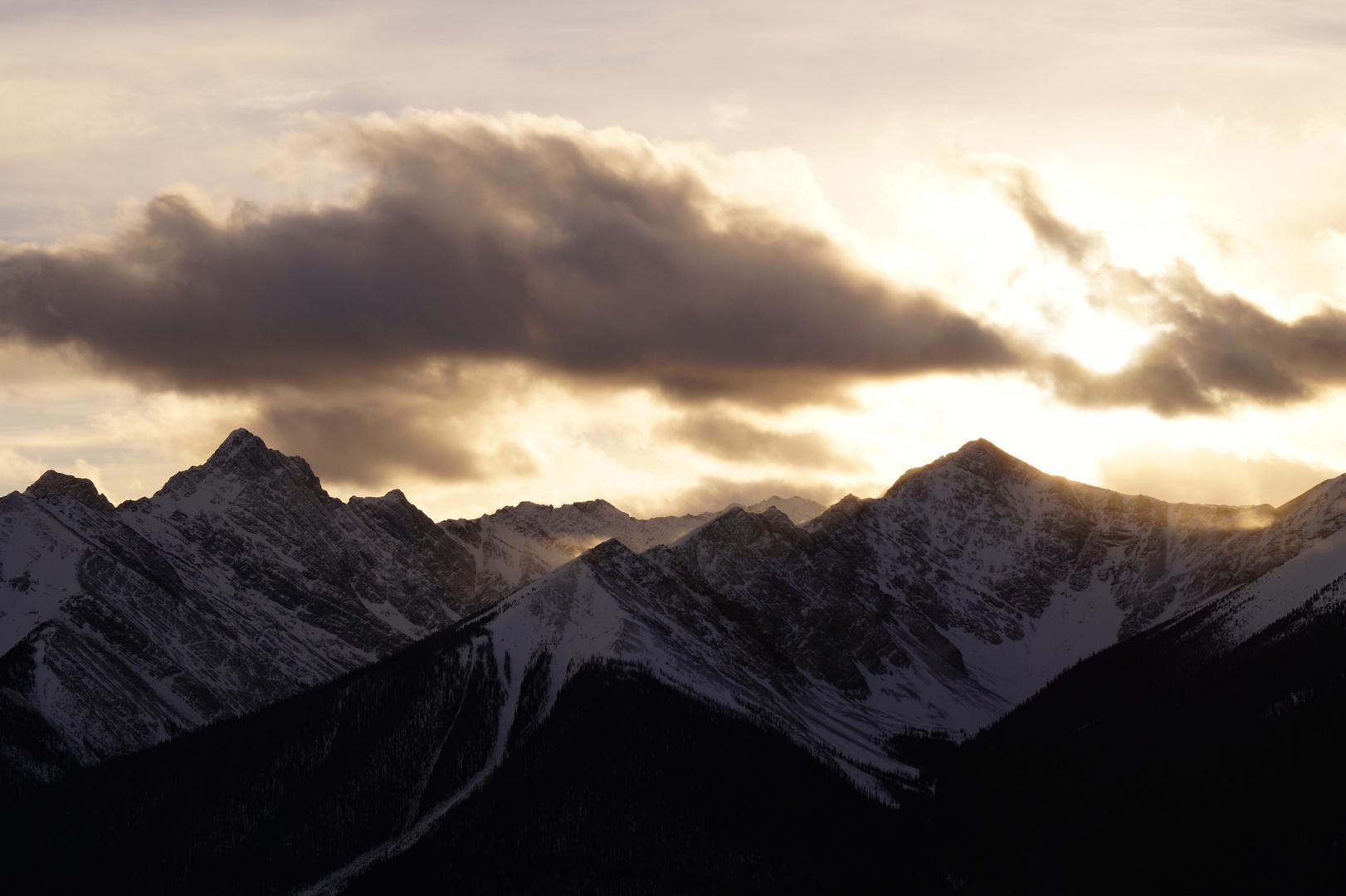 Stunning Rocky Mountains