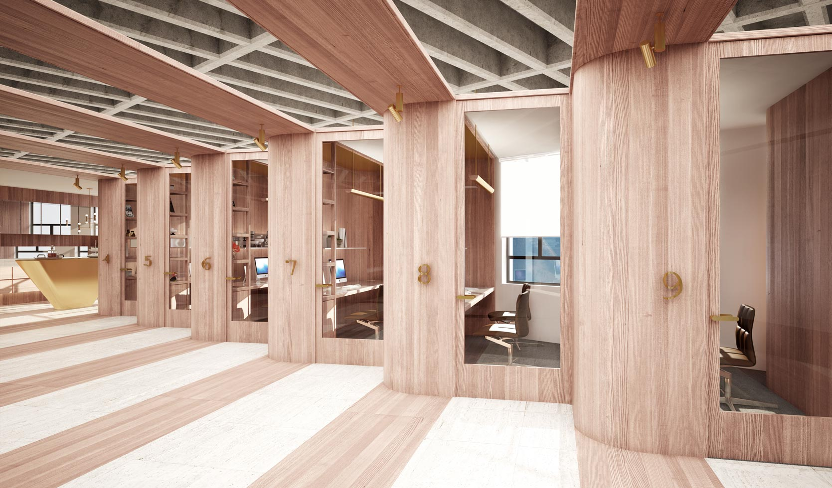Stunning Sydney Office Space Architecture