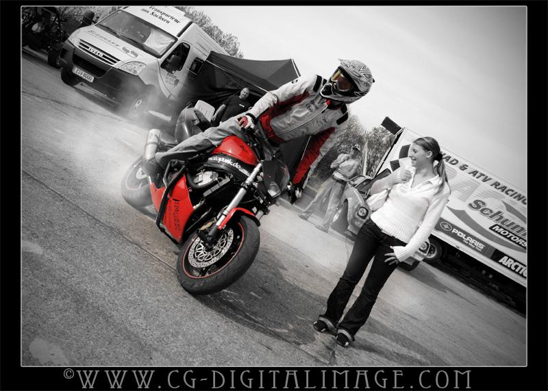 Stuntbike Motopunk - German Racewars